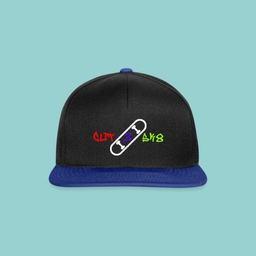 logo png lenght - Snapback Cap