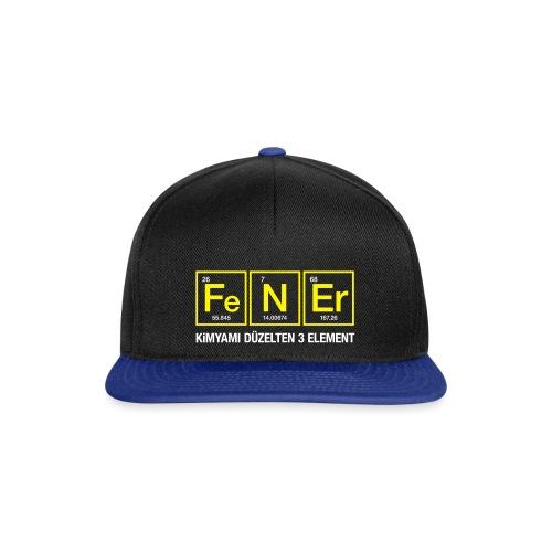 Elements - Snapback Cap