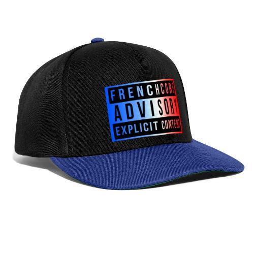 Frenchcore - Snapback Cap