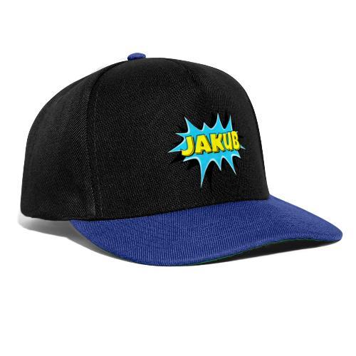 jakub Logo - Snapback cap