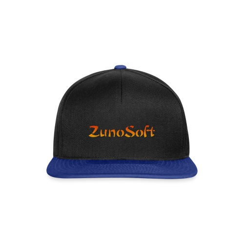 ZunoSoft Logo - Snapback Cap