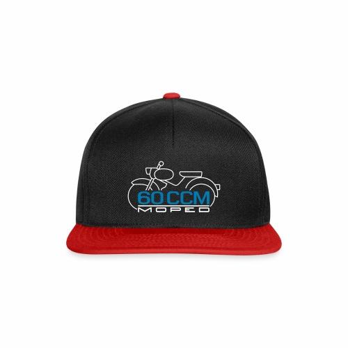 Moped sparrow 60 cc emblem - Snapback Cap