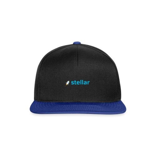 Cryptocurrency - Stellar - Snapback Cap