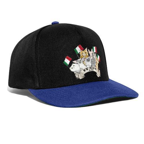 Esposizione feline Italia - Snapback Cap
