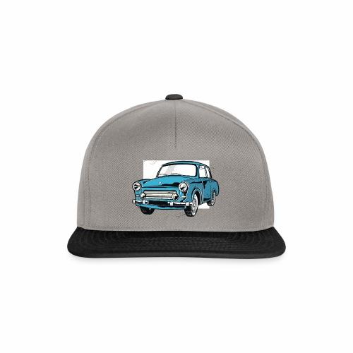 Trabant 601 (light blue) - Snapback Cap