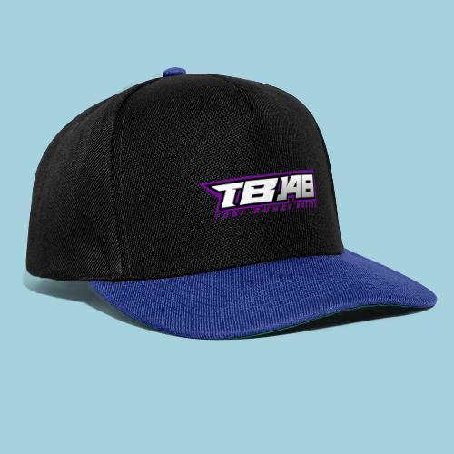 Tob Logo Lila - Snapback Cap