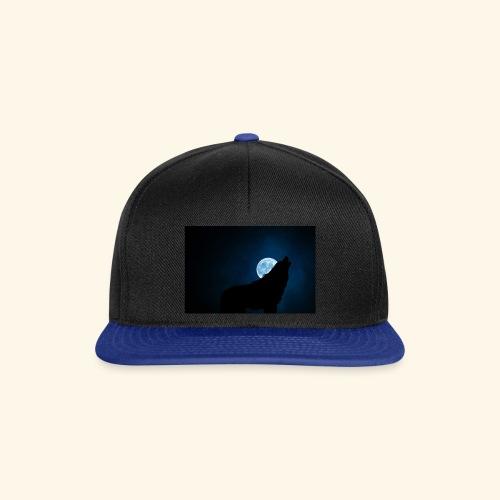 Wolf - Snapback Cap