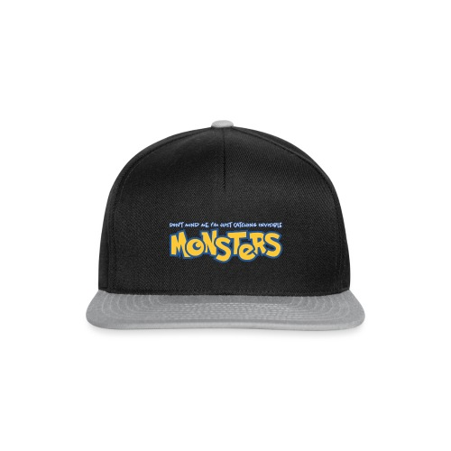 Monsters - Snapback Cap