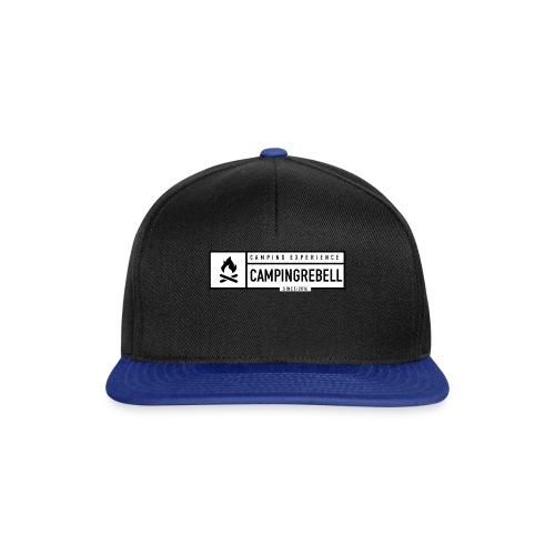 Campingrebell - Snapback Cap