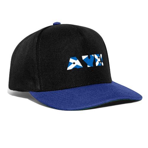 AYE! - Snapback Cap