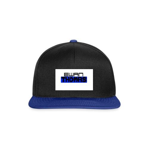 ewan thomas tees - Snapback Cap