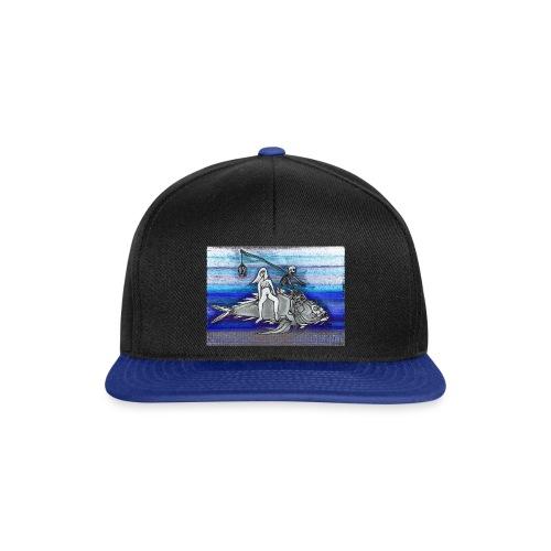 strega dei mari 4d - Snapback Cap