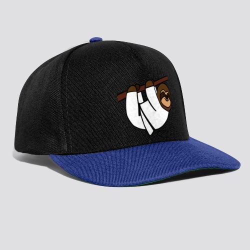 Luiaard - Snapback cap