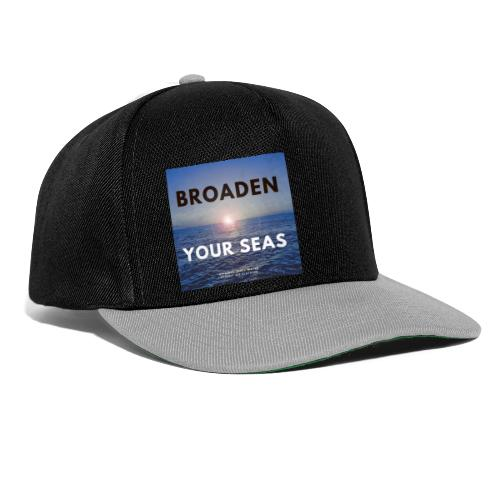 James Water I BRODEN YOUR SEAS Series - Casquette snapback
