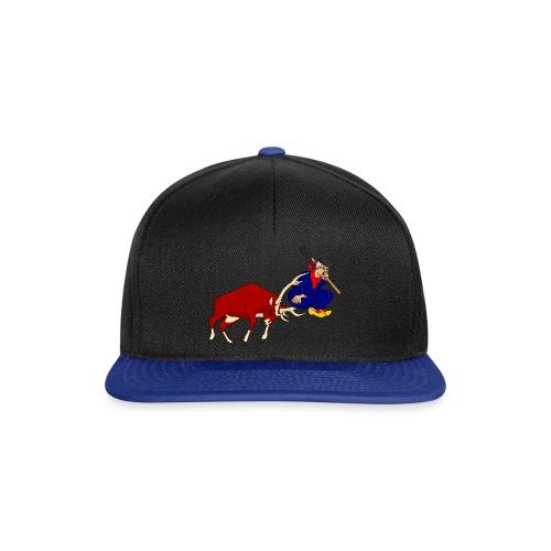 hert vs boer - Snapback cap