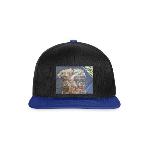 Rebel Tshirt - Snapback Cap