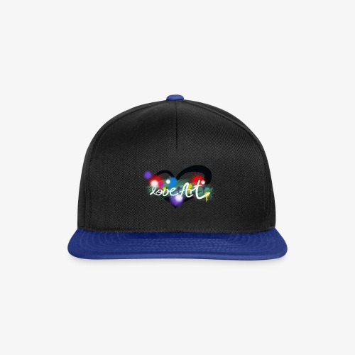 Love Art - Snapback Cap