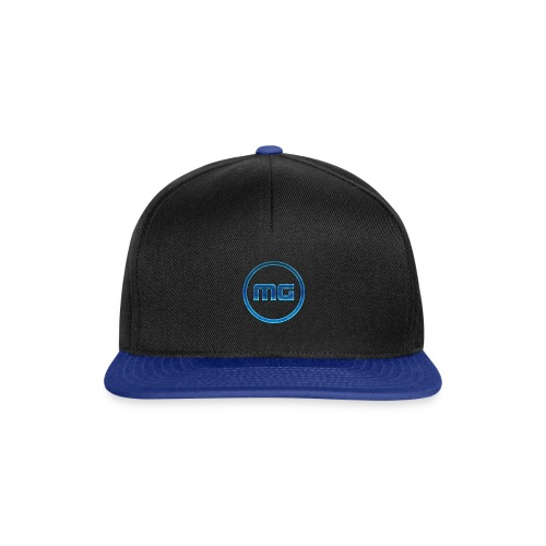 MG Blue - Snapback Cap