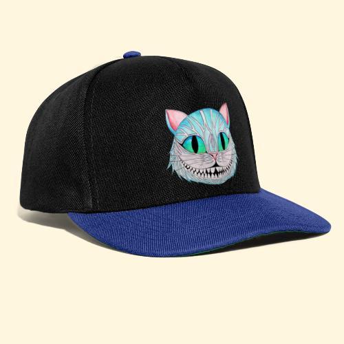 Le Chat de Cheshire - Casquette snapback