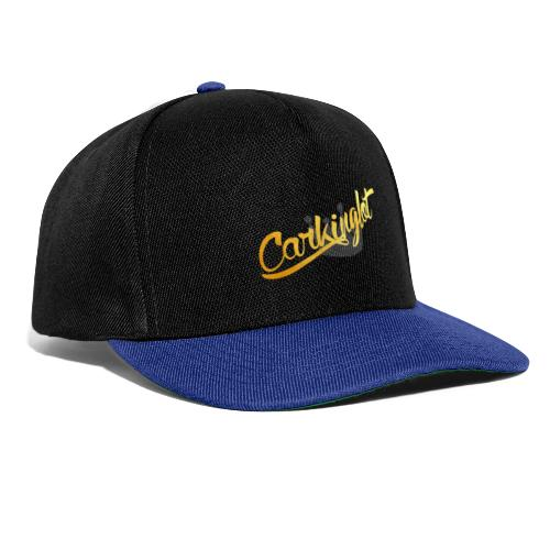 Carkinglot clean - Snapback cap