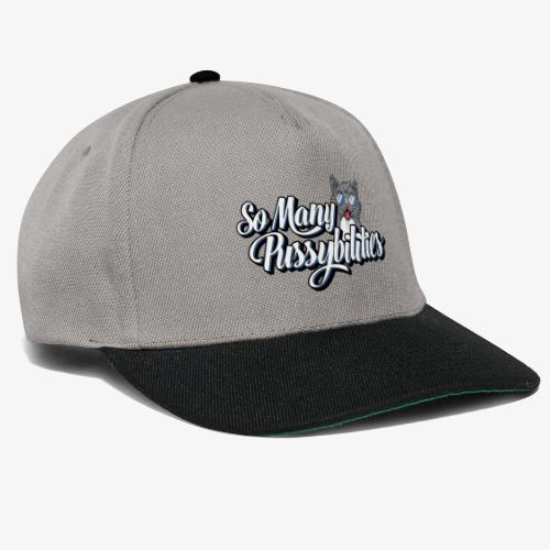 So Many PussyBilities - Snapback Cap