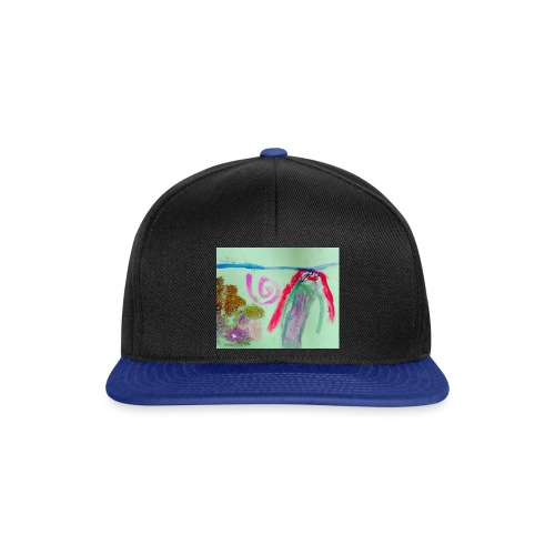 Magic Eyes - Snapback Cap