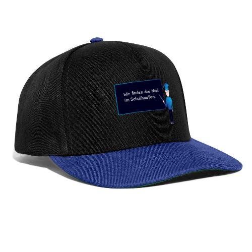Slogan Collection - Snapback Cap