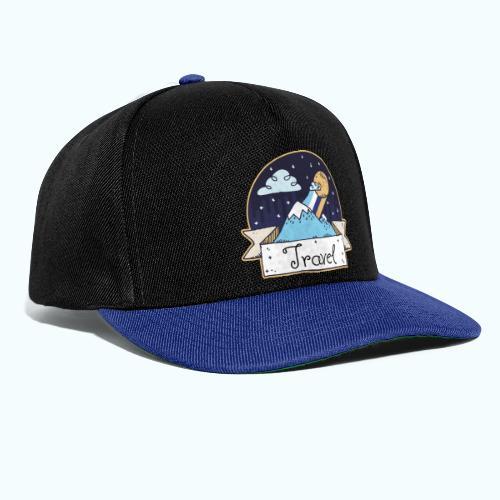 Travel - Snapback Cap