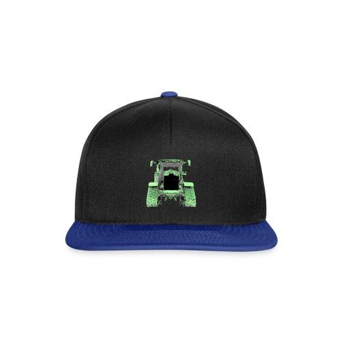 Modern Tractor - Snapback Cap