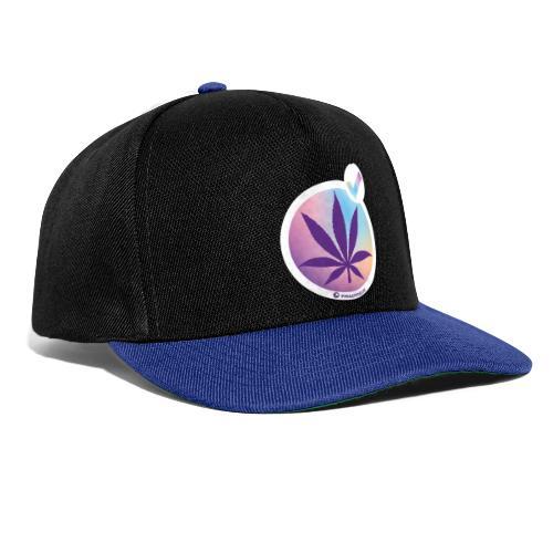 Kannabiksen laillistamisen puolesta - Snapback Cap
