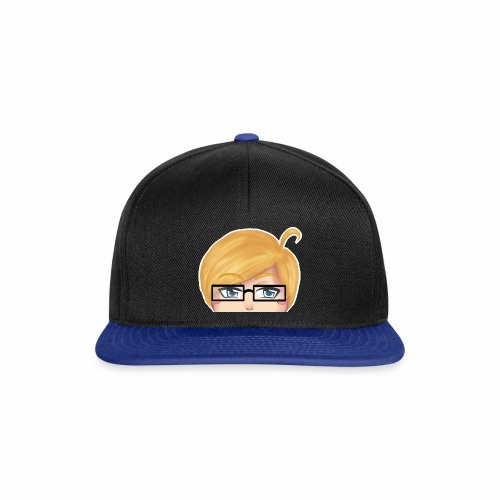 EricBoingo Kopf-Design - Snapback Cap