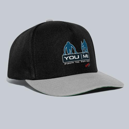 YOU | ME - REAPERs Airsoft - Snapback Cap
