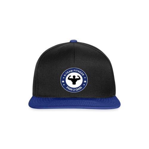 fitness 2_burned - Snapback Cap