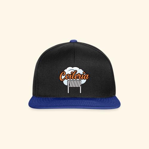 Coileria Logo - Snapback Cap