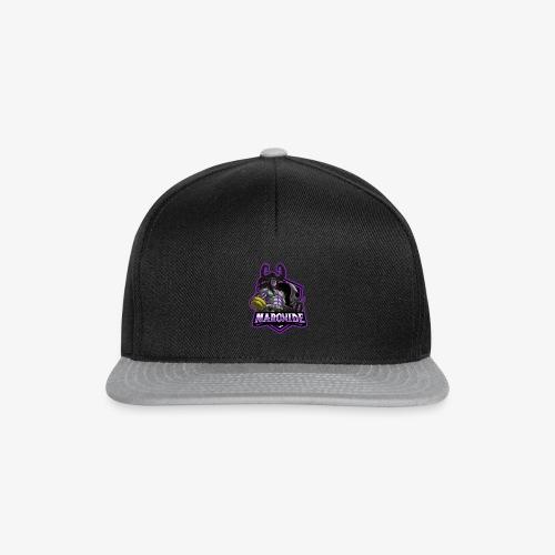 Maroxide Merch Store - Snapback Cap