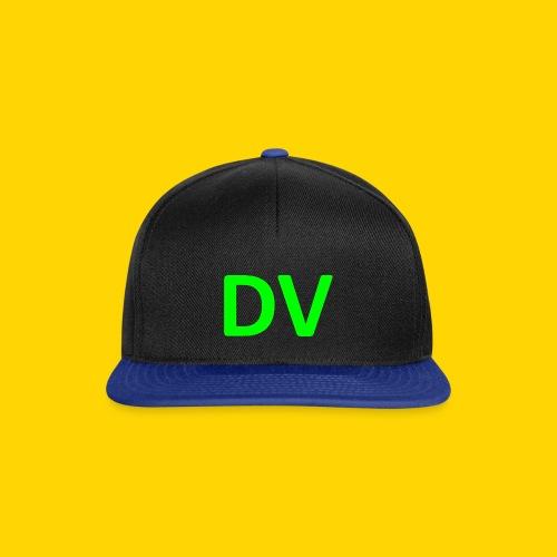 DV dik groen - Snapback Cap