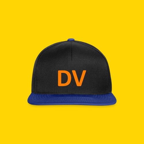 DV dik oranje - Snapback Cap
