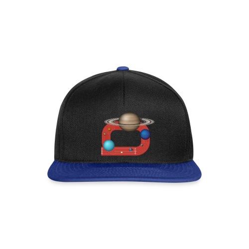 Orbit People - Snapback Cap