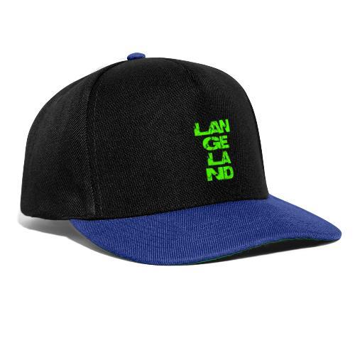 Langeland - Snapback Cap