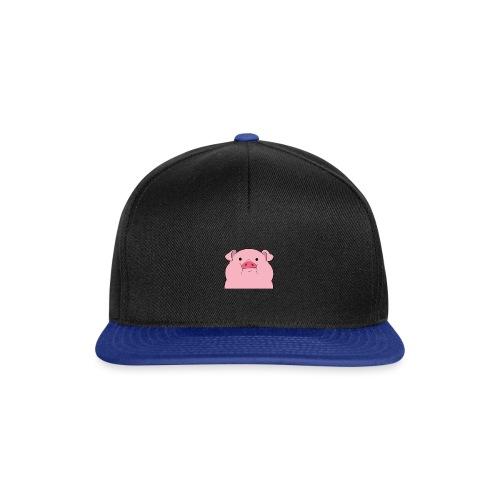 pig clothes - Snapback Cap