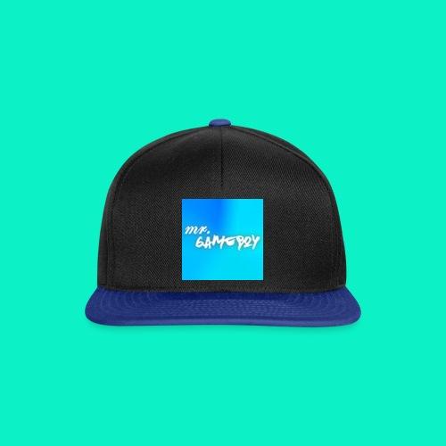 profielfoto Mr jpg - Snapback cap