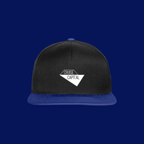 cruisecapitallogo1f png - Snapback Cap