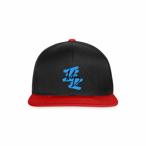 MD BRAND PNG Azul - Gorra Snapback