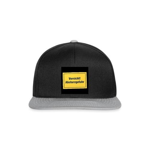 Spaß Geschenk - Snapback Cap