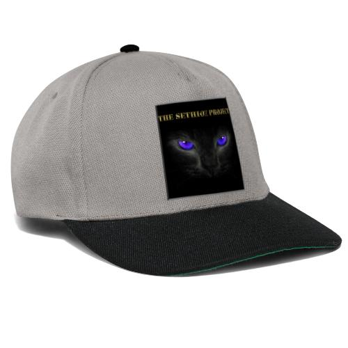 The Sethioz Project Black Cat - Snapback Cap