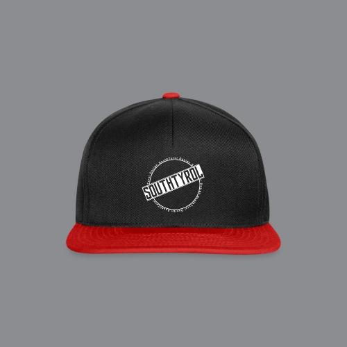 SouthTyrol Kreis weiß - Snapback Cap