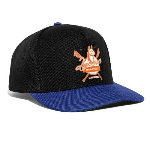 Llamas - Maastricht Lacrosse - Oranje - Snapback cap