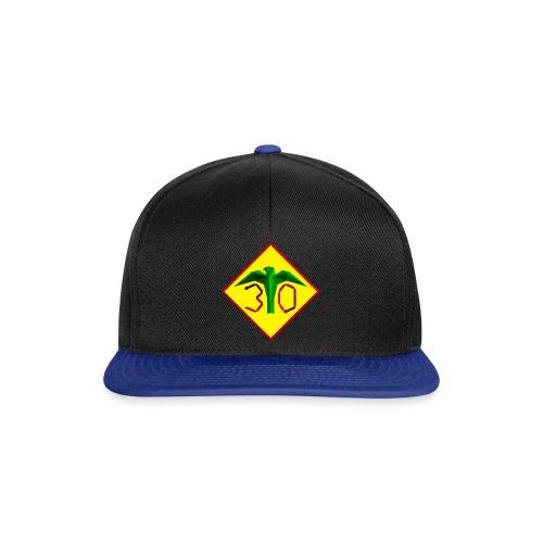 Värikäs juhlavuoden logo - Snapback Cap