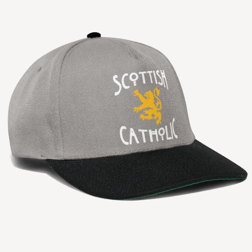 SCOTTISH CATHOLIC CAP - Snapback Cap