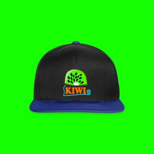 KiwiYEah3 png - Snapback Cap